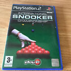International Snooker Championship PS2 Playstation 2 Game PAL - FAST POST