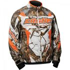 Castle X Youth Boys Bolt G4 Realtree AP Jacket Snow/Orange sizes S-XL