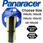 Panaracer Pasela Protite Skinwall 700c Flat Guard Folding Bike Tire Choose Size