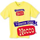 Necco T-shirt candy retro vintage candy 1970's cotton tee Hershey's Wonka Reeses