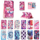 PU Leather Pattern Smart Wallet & Hand Rope Case Cover for Apple iPod Touch 6