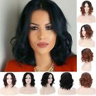 best hair for curly hair - Lace Front Wigs Curly Synthetic Hair Full Head Wigs Best For Afro
