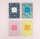 2017 Flowery Monthly Planner Diary Journal Scheduler Agenda Schedule Book Note