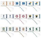 nEw NCAA COLLEGE TEAM Bedding Accessories SHEET SET - Sports Sheets Décor