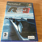 Racing Simulation 3 PS2 Playstation 2 Game PAL NEW Sealed - FAST POST