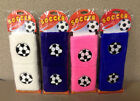 Set of 2 Soccer Sports Wristband, Terry Cloth Supports Dog Cat Rescue Charity