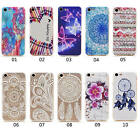For Samsung/iPhone/Huawei/LG Stylish Style Soft TPU Silicone Rubber Cases Covers