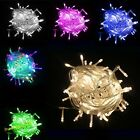 40 LED Light Battery Power Operated Fairy Christmas Party Wedding Xmas 6 Colors