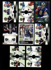 SAM BRADFORD 12 CARD FOOTBALL LOT W/ RC & REFRACTOR MINT *51335