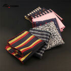 Polyester Yarn Handkerchief Pocket Square Wedding Party Suit Hanky Decor Clothes