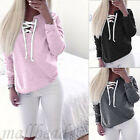 Fashion Women Long Sleeve Hoodie Sweatshirt Casual Hooded Coat Pullover Tops hot