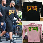 DRAKE SUMMER SIXTEEN TOUR REVENGE SHIRT LONG SLEEVE TOPS