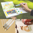 Soft Brush Ink Pen Watercolor Calligraphy Painting Drawing Pen Reusable Tool 4o
