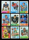 1968 TOPPS FOOTBALL COMPLETE SET NM *INV4520-001