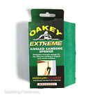 Washable Oakey Extreme Angled Sanding Sponge Medium/Coarse Grade