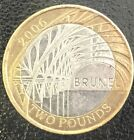 Circulated £2 Two Pound Coins British Coin Hunt Hard to Find 1986 - 2017