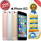 NO Finger Sensor Apple iPhone 6s 16GB 64GB 100% UNLOCKED Gold Space Gray Silver