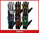 Kids/Junior Running/Cross Country Touchscreen Thermal Lined Silicon Grip Gloves