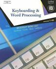 Keyboarding and Word Processing by VanHuss With CD