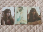 SNSD TIFFANY 1st Mini Album I Just Wanna Dance Photocard SM KPOP