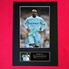 MARIO BALOTELLI Autograph Mounted Signed Photo Reproduction Print A4 138
