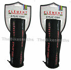 1 or 2-PACK Clement X'plor MSO 700 x 32c Folding Cyclocross CX Bike Tire 60 TPI