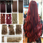 120-200g Full Head Clip in Hair Extensions Real Natural for