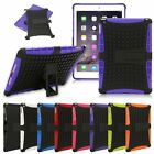 Tough Shockproof  Heavy Duty  Hard Child Case Cover For iPad Mni 1,2 and 3