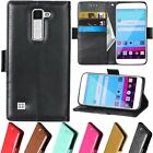 Flip Leather Wallet Cards Magnetic Stand Case Cover For LG K7/Escape3K8/G Stylo