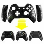 Customized Front Housing Shell Faceplate for Xbox One Controller 3D Textured