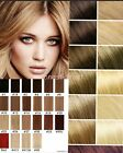 "Full Head Clip in 100% Remy Human Hair Extensions18 - 26"" 70g 80g 100g 120g LOT"