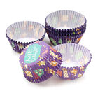 100Pcs Cake Baking Paper Cup Cupcake Liners Muffin Case Home Christmas Party DIY