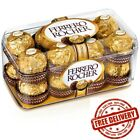 BOX OF 16 FERRERO ROCHER CHOCOLATES TRUFFLES 16 PIECES PER BOX OF 200G