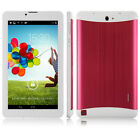 "Bluetooth 7"" Tablet PC Android 8GB Dual Core 2MP WIFI 3G Phone 1.2GHz Phablet"