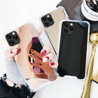 Luxury Metal-Style Hard Back Hybrid Case Cover with Stand for iPhone 6 6S 7 Plus