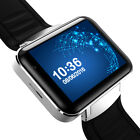 DM98 Smart watch MTK6572 Dual core 2.2 inch SIM Card WIFI Camera 900mAh Battery
