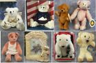 Bundle of Bears! Coke, Snuggles, Mary Meyers, Merry, Effanbee, Martha Burch~New!