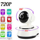 Wireless Pan Tilt HD 720-P Security Network CCTV IP Camera Night Vision WIFI IR New