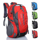 40L Waterproof Outdoor Sports Backpack Travel Hiking Camping Rucksack Bag Casual