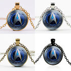 NEW Star Trek Movie Steampunk Glass Silver Necklace For Men Woman Jewelry L1060 on eBay