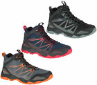 Mens Merrell Capra Rise Mid Waterproof Hiking Walking Boots Sizes 8 to 11