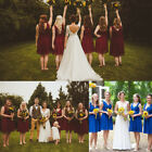 Ever Pretty Bridesmaid Dress SexyShort Party Gown 03989 Sz 6-18 UK Seller