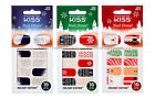 KISS 16pc Art Strips NAIL DRESS Appliques/Stickers HOLIDAY EDITION *YOU CHOOSE*