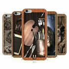 HEAD CASE DESIGNS SHADOW BOX SOFT GEL CASE FOR APPLE iPHONE 6 6S