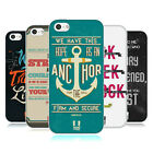 HEAD CASE DESIGNS CHRISTIAN TYPOGRAPHY SERIES 2 GEL CASE FOR APPLE iPHONE 5C