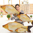 Design Creative Small Fish Shape Decorative Cushion Throw Pillow With Inner LAUS