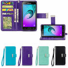 IZENGATE ID Wallet PU Leather Flip Case Cover Folio for Samsung Galaxy Sky / Sol