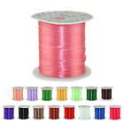 10M Strong Stretch Elastic Cord Wire rope Bracelet Necklace String Bead 0.5mm Gf