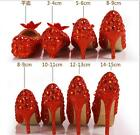 Women's mid bride wedding dance party with ladies shoes