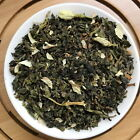 Organic Taiwan Oriental High Mountain Green Tea Scented with Jasmine Flowers